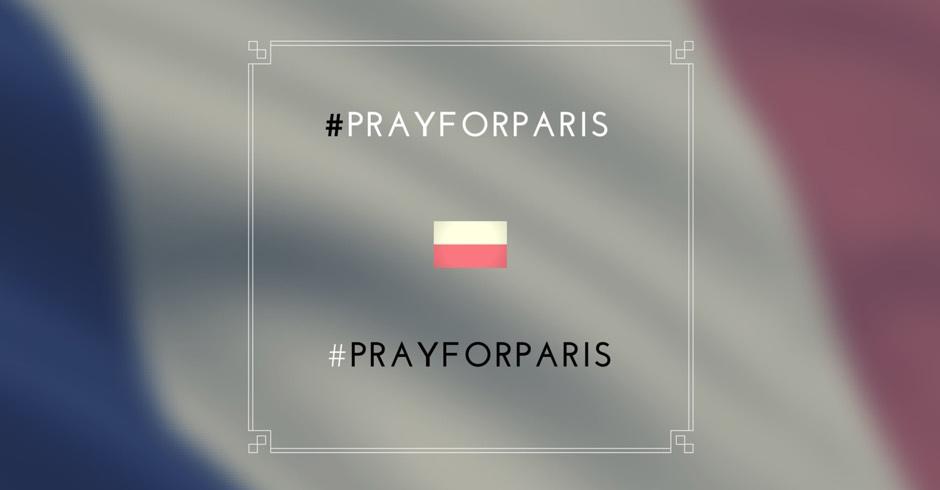Solidarność Internautów w obliczu zamachów w Paryżu