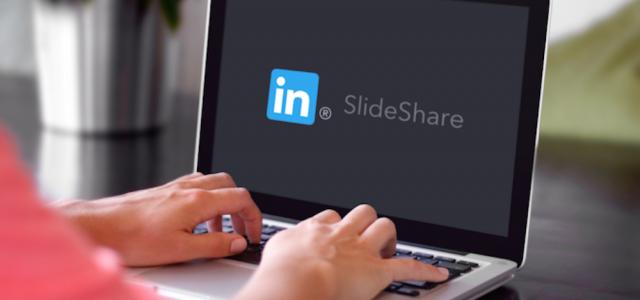 5 powodów, dla których powinieneś używać SlideShare w Twojej firmie