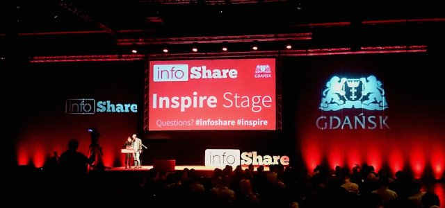 Social media buzz wokół infoShare 2016