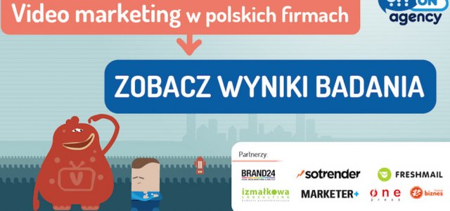 Video marketing w polskich firmach – RAPORT