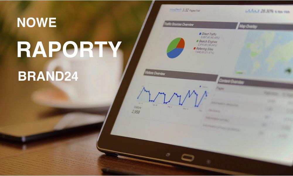 Nowości w Brand24 – raporty dzienne i tygodniowe już są!