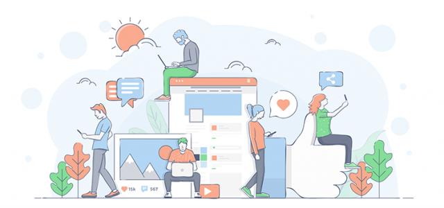 12 najlepszych narzędzi social media do pracy