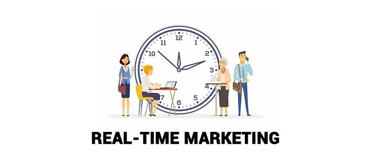 Real-Time Marketing. Co to jest oraz od czego zacząć?