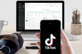 Jak monitorować popularne hashtagi na TikTok?