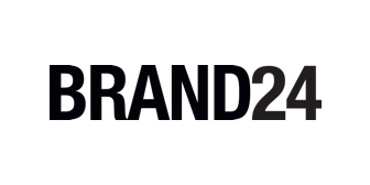 Brand24 Logo Black