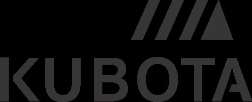 Logotyp marki KUBOTA